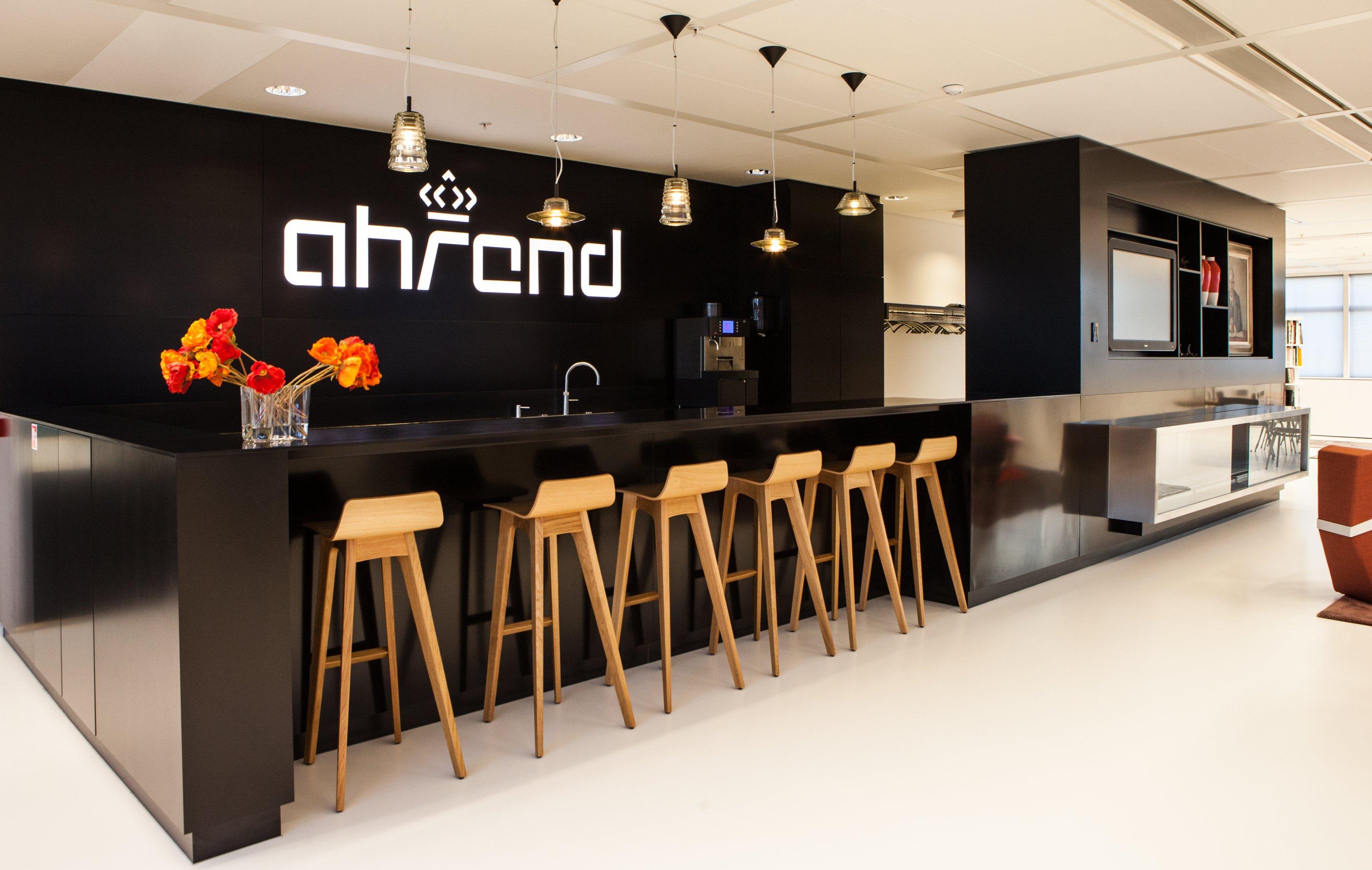 Ahrend Kantoormeubelen Amsterdam.Ahrend Inspiration Centre Kraaijvanger Architects