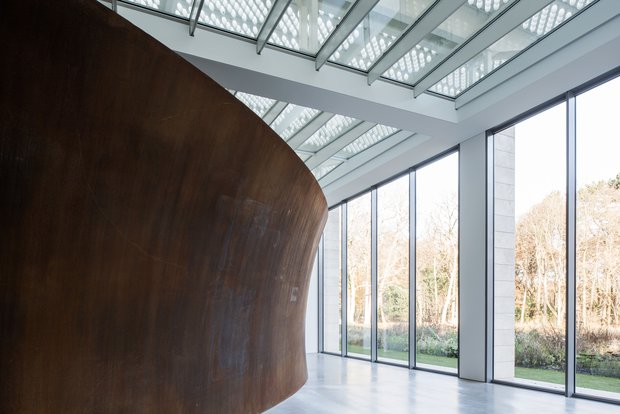Museum Voorlinden - Kraaijvanger Architects © Christian Richters - 14.jpg